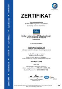 ISO 9001 Berlin