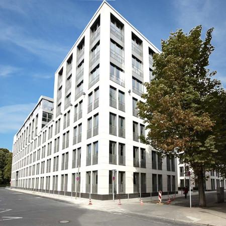 Hofgarten-Palais Außenansicht