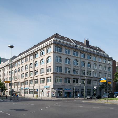Potsdamer Straße Außenansicht
