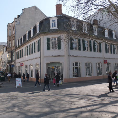 Offenbach, Frankfurter Str.