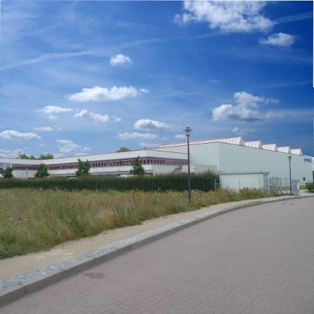 Logistikkomplex Berlin Ludwigsfelde