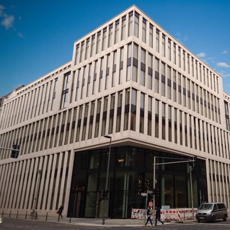 Bürogebäude Glinkastr., Berlin