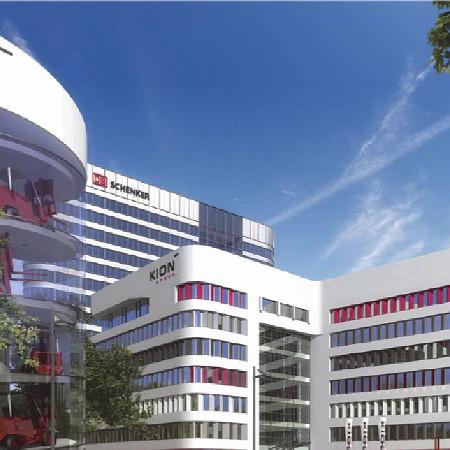 Bürokomplex Frankfurt Airport