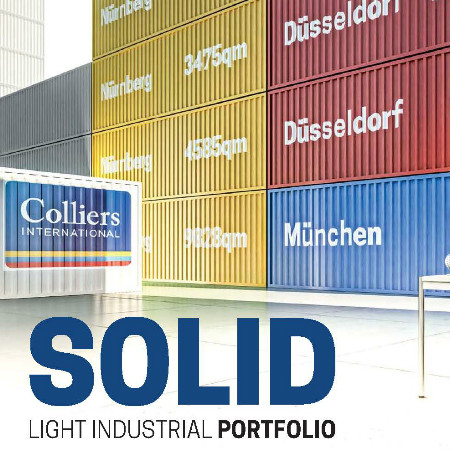DE Solid Light Industrial Portfolio