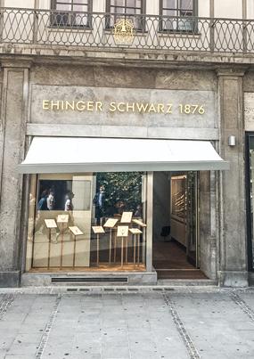 Colliers International: Ehinger-Schwarz mietet in der Theatinerstraße in München
