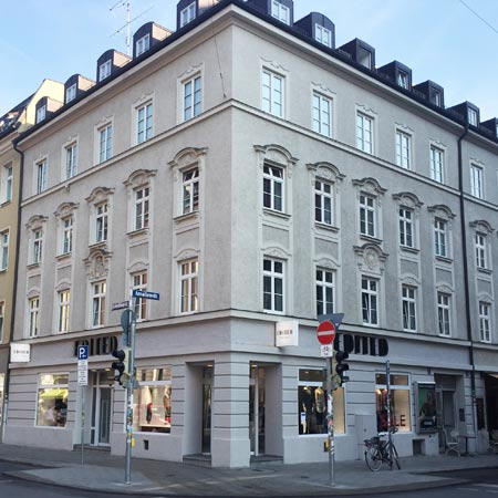 Einzelhandel Amalienstr. 57