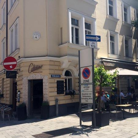 Cotidiano Hohenzollernstraße 11