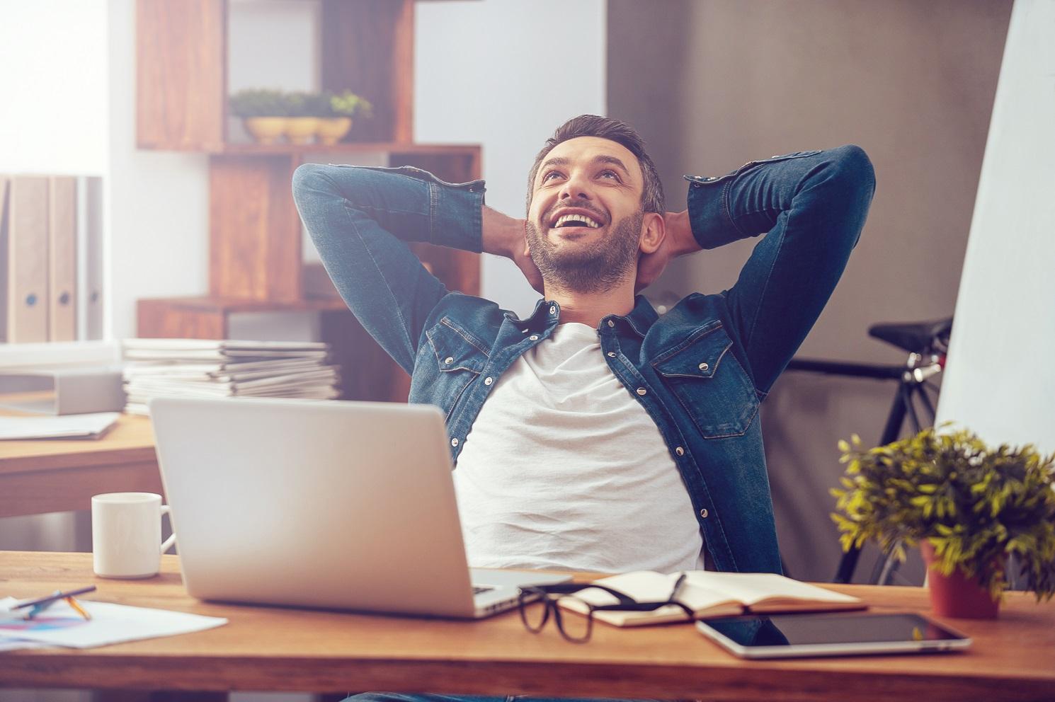 Fit im Büro – ohne Anstrengung
