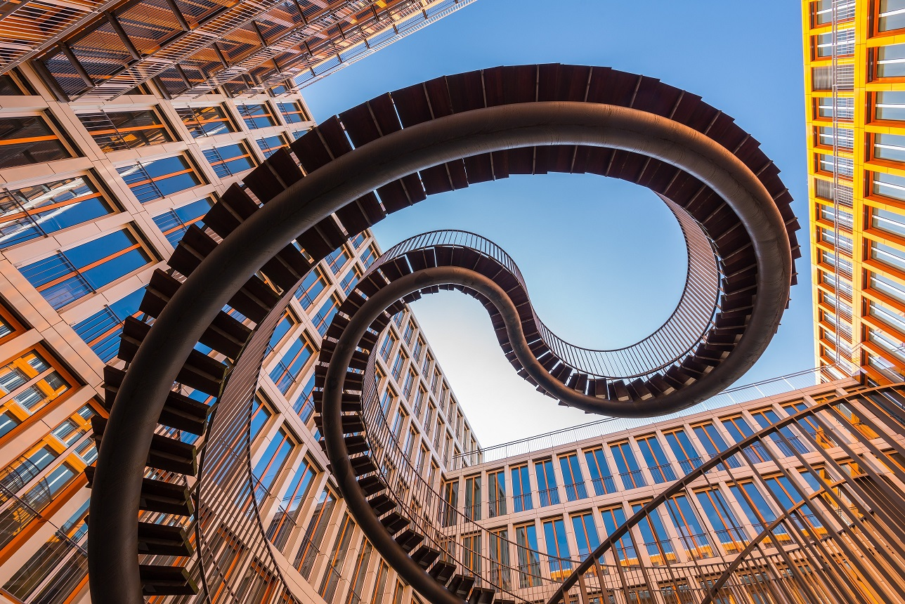 Gebäudearchitektur als Visitenkarte eines Unternehmens