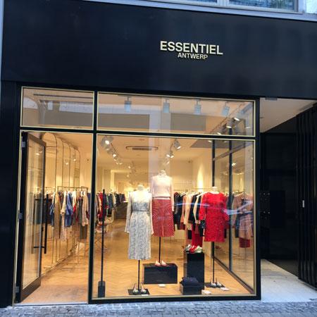 Außenansicht Mittelstrasse 9, Essential Antwerp in Köln