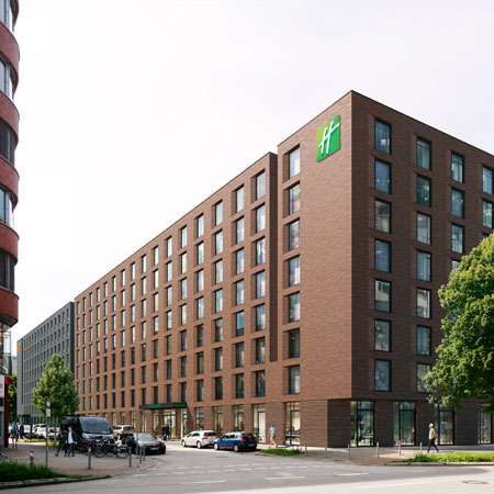 Hotel Holiday Inn / Super 8 Hamburg
