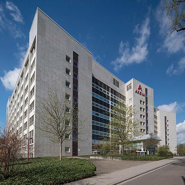 Frankfurt Kaiserlei, Mainpark