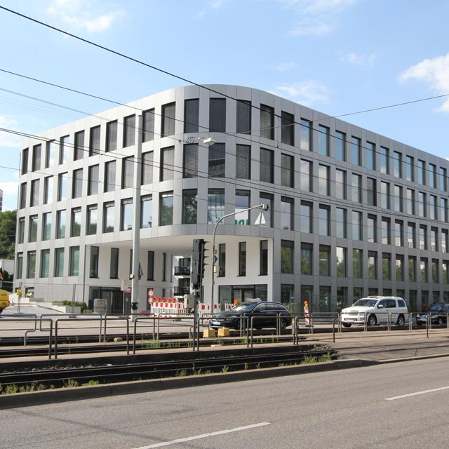 Löwentor Center, Stuttgart