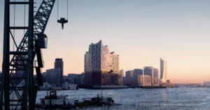 HafenCity Mit Elbtower