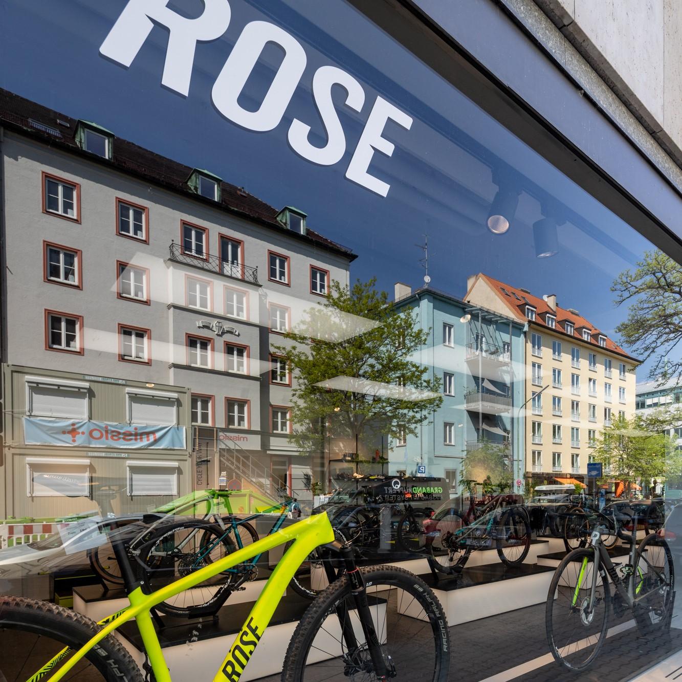 Rose Bike Muenchen