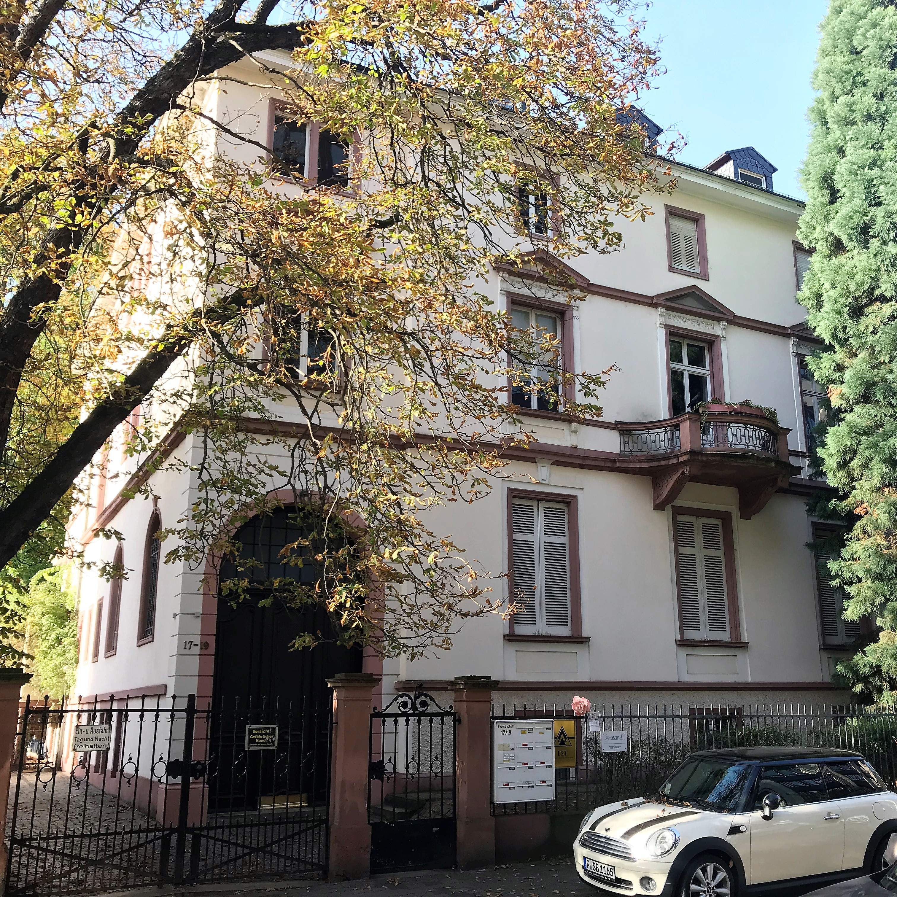 Feuerbachstraße 17 19