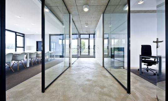 Innenansicht Visualisierung Büro 1