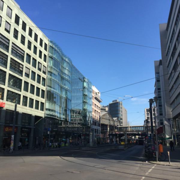 Berlin Retail Friedrichstrasse