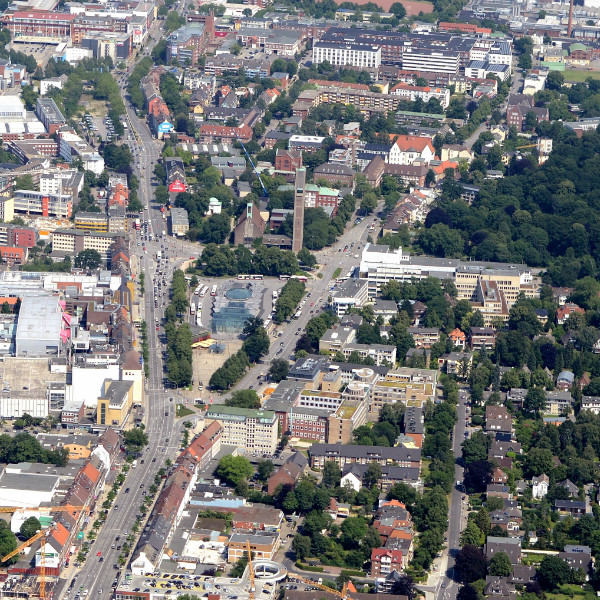 Gewerbeimmobilien Hamburg Wandsbek