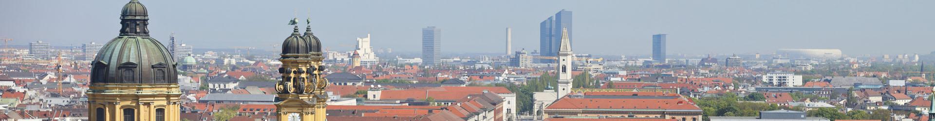 Gewerbeimmobilien München Stadttteile
