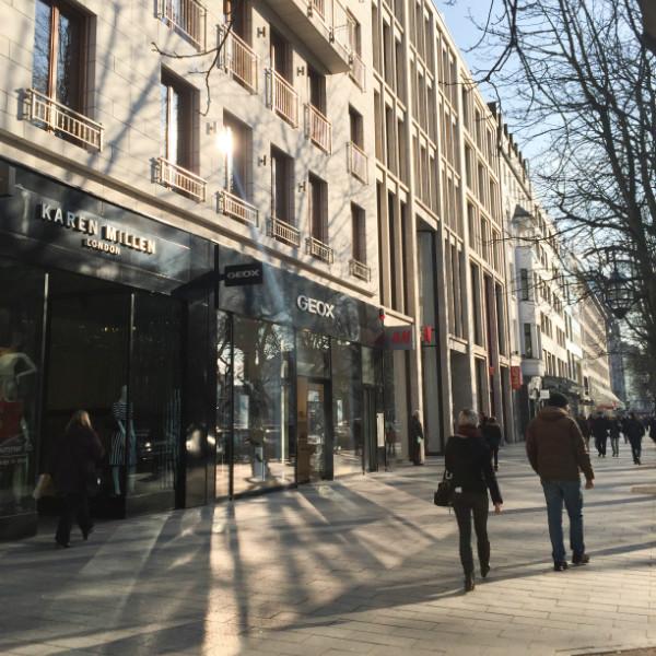 Retail Düsseldorf Königsallee (1)