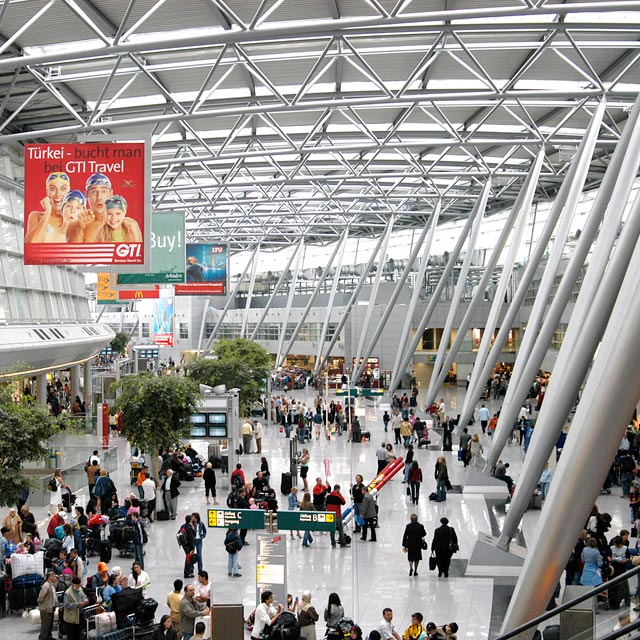 Airport City Duesseldorf