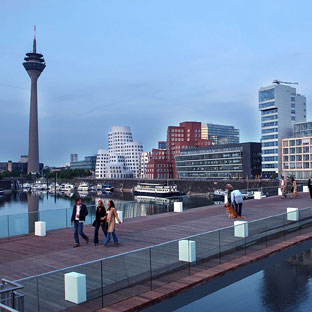 Hafen Duesseldorf