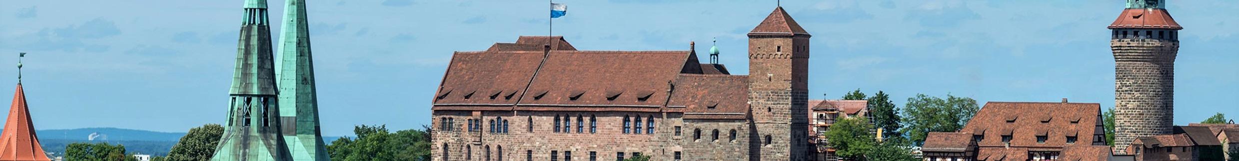 Standorte Nuernberg Header