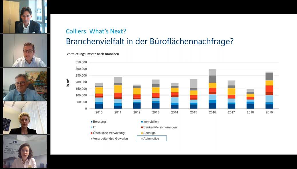 Screenshot Web Talk Stuttgart