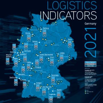 Kennzahlen Industrie & Logistik Deutschland 2021 Bild Q