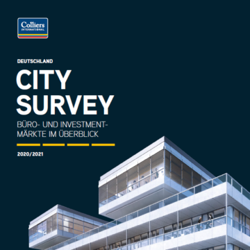 Colliers Research City Survey De Bild Q