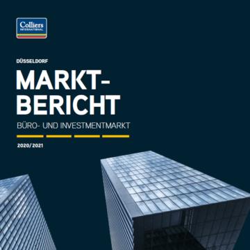 Düsseldorf Büro Und Investmentmarkt Q