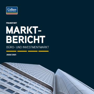 Frankfurt Büro Und Investmentmarkt Q