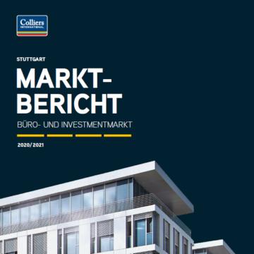 Stuttgart Büro Und Investmentmarkt Q