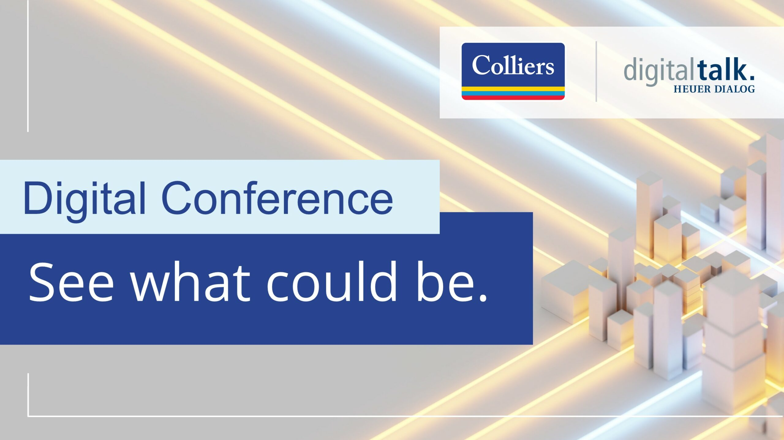 Colliers Digital Conference