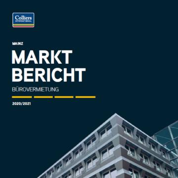 Mainz Buerovermietung 2020 2021 Q