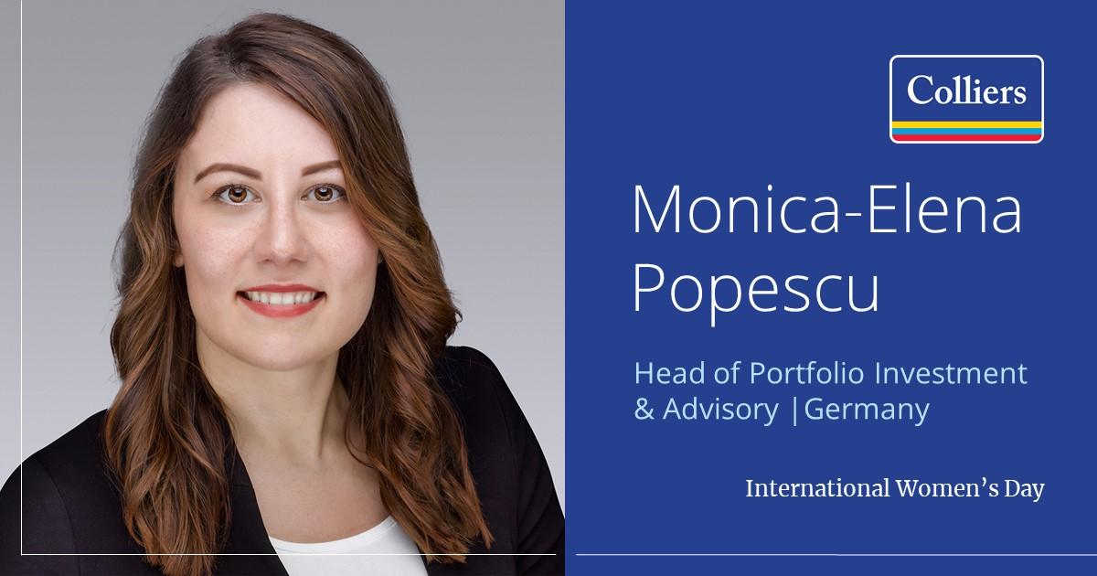 Monica Popescu IWD21