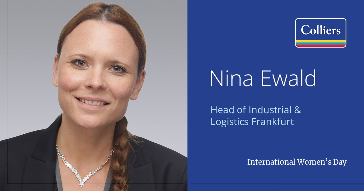 Nina Ewald IWD21
