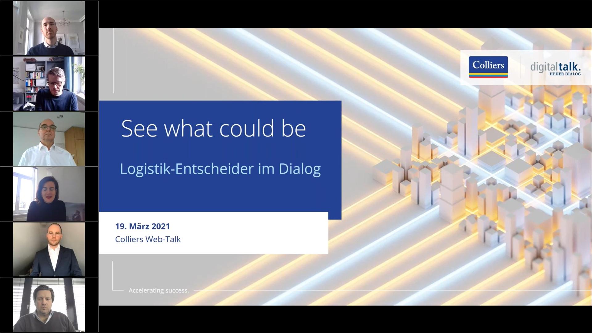 Web Talk Logistik Video