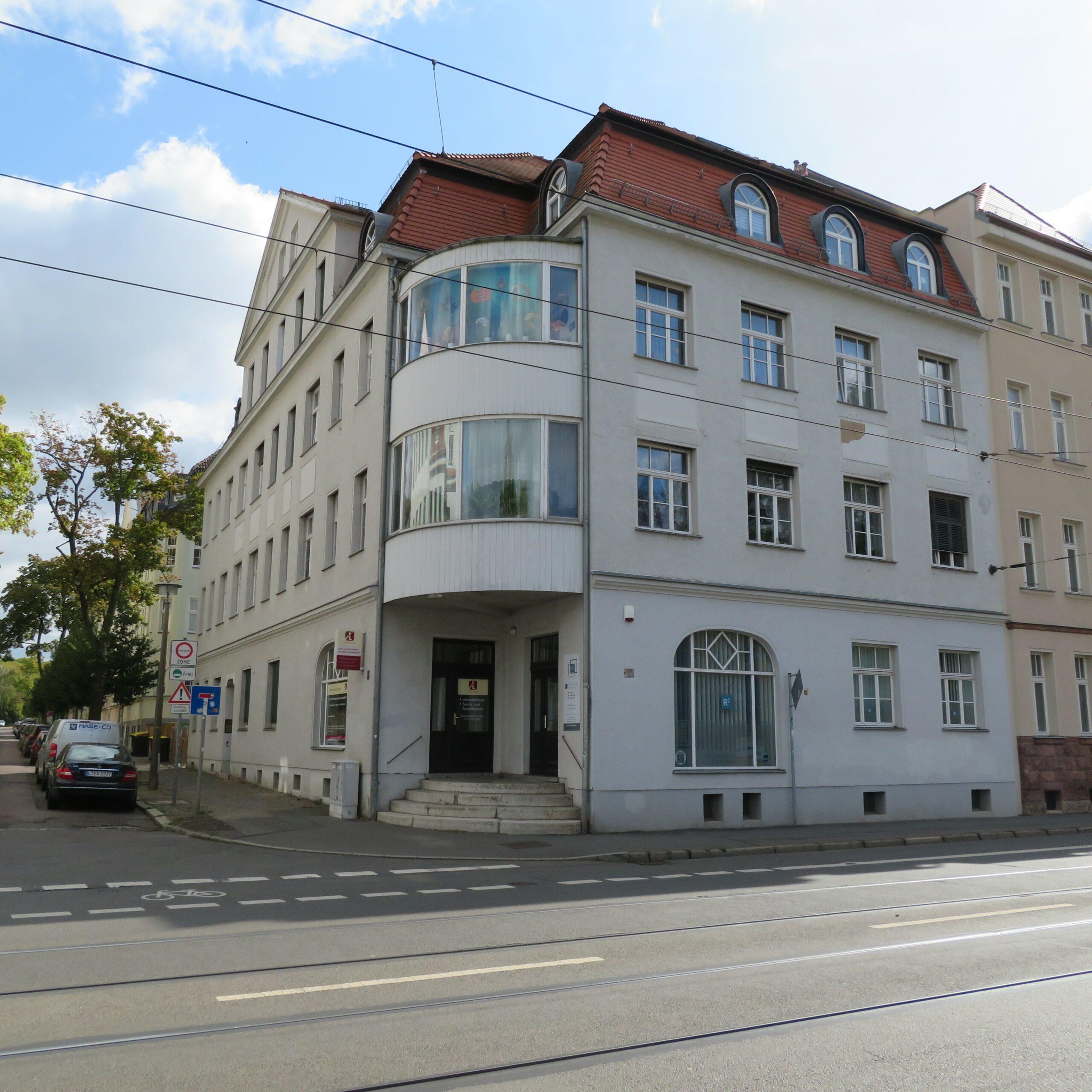 Mehrfamilienhaus Leipzig