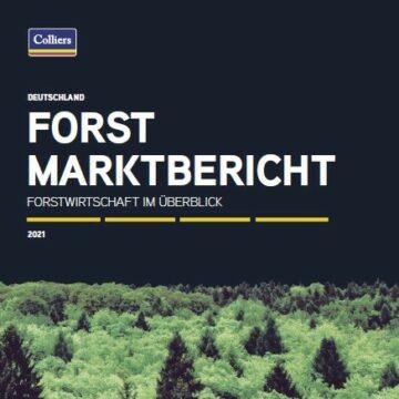 Marktbericht Forst 2021