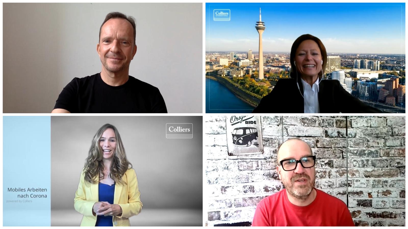 Web-Talk im Video: Mobiles Arbeiten nach Corona