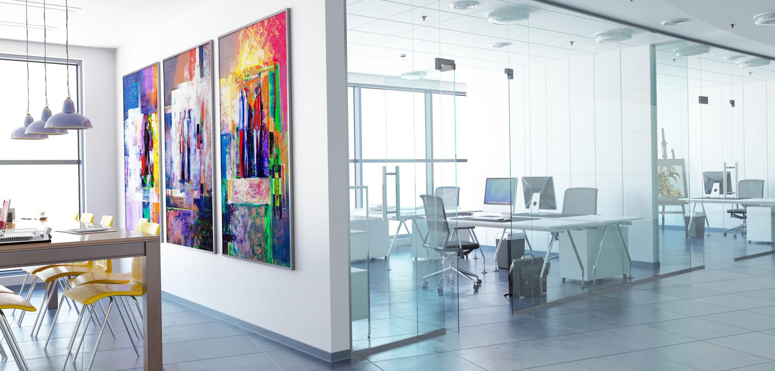 Web-Talk im Video: Neue Bürowelt, Layouts und Design